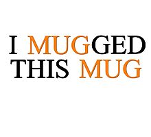 Mugg Funny Joke Cool Girlfrirend Boyfriend Coffee Gift Photographic Print