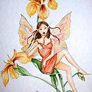 Iris by Roberta Ponte