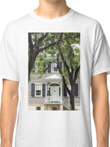 Old Home in Savannah Classic T-Shirt