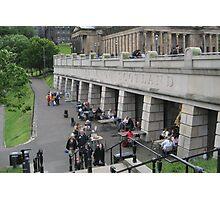 National Galleries in Edinburgh Photographic Print