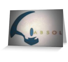 Pokemon - Absol Greeting Card