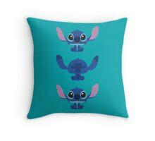Stitch 123 Throw Pillow