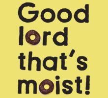 Good Lord That's Moist - Miranda Hart [Unofficial] Kids Tee