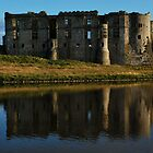 Carew Castle by Paul Gibbons