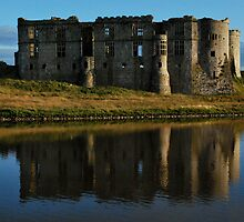 Carew Castle by spottydog06