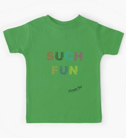 Such Fun! - Miranda Hart [Unofficial] Kids Tee