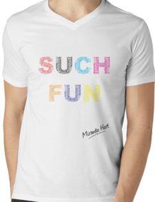 Such Fun! - Miranda Hart [Unofficial] Mens V-Neck T-Shirt