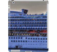 Ship Decks iPad Case/Skin