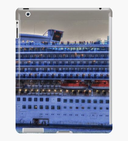 Ship Decks iPad Case/Skin