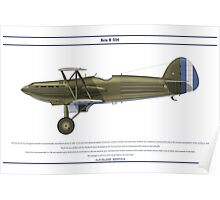 Avia B-534 Greece 1 Poster