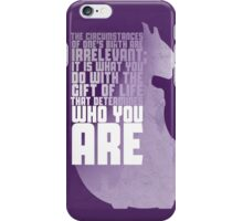 Mewtwo - The First Movie Quote iPhone Case/Skin