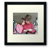 Gameboy Framed Print