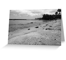 Rocky Beaches Greeting Card