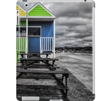 Deserted Cafe iPad Case/Skin
