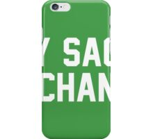 NY Sack Exchange iPhone Case/Skin