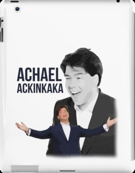 Michael McIntrye - Showtime - Achael Ackinkaka by 4ogo Design