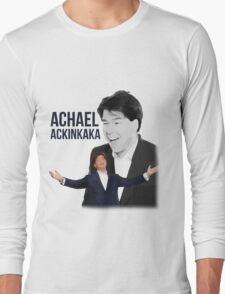 Michael McIntrye - Showtime - Achael Ackinkaka Long Sleeve T-Shirt