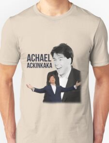 Michael McIntrye - Showtime - Achael Ackinkaka Unisex T-Shirt