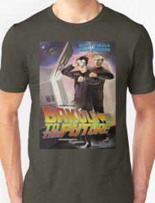Bakula to the Future Unisex T-Shirt