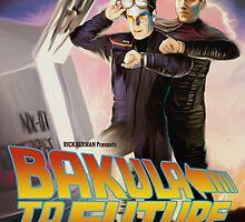 Bakula to the Future by SingularStep