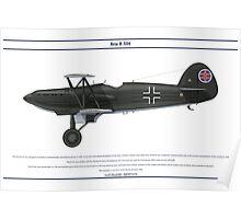 Avia B-534 Slovakia 2 Poster