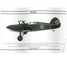 Avia B-534 Slovakia 4 Poster