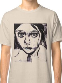 Crying child Classic T-Shirt