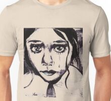Crying child Unisex T-Shirt