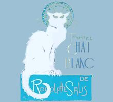Le Chat Blanc Womens Fitted T-Shirt
