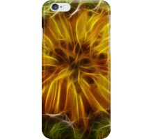 Bud abstract iPhone Case/Skin