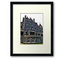 "Boldt Castle ""On Love Island"" Framed Print"