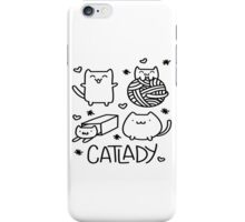 Cat Lover iPhone Case/Skin