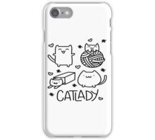 Cat Lover iPhone Case/Skin