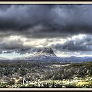 Canisp Suilven and Cul Mor by Alexander Mcrobbie-Munro