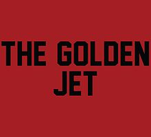 The Golden Jet by aBrandwNoName