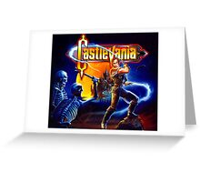 Castlevania 64 Greeting Card
