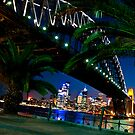 Sydney Harbour Bridge by David Mapletoft