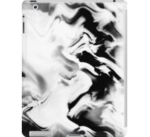 Psychmaster Clean Fire 101 BW iPad Case/Skin