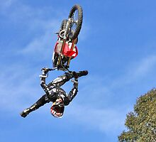 Moto Backflip by KentRobson