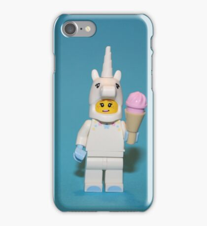 Cute Little Unicorn iPhone Case/Skin