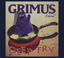 Grimus - Deep Fry by lilterra.com One Piece - Short Sleeve