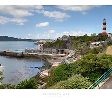 Plymouth Hoe by Andrew Roland