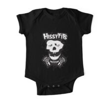 Hissy Fits One Piece - Short Sleeve