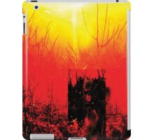 Psychmaster Fire Sunset 101 iPad Case/Skin