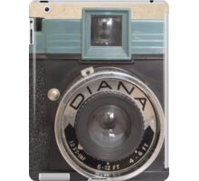 Diana camera iPad Case/Skin
