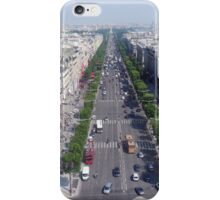 Paris #11 iPhone Case/Skin