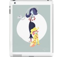 Awaiting our time iPad Case/Skin