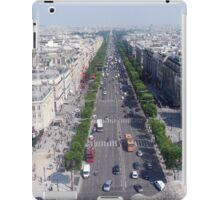 Paris #11 iPad Case/Skin