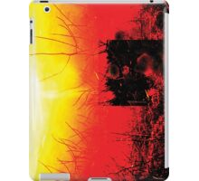 Psychmaster Fire Sunset 102 iPad Case/Skin