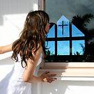 Chapel Window by Tatiana R